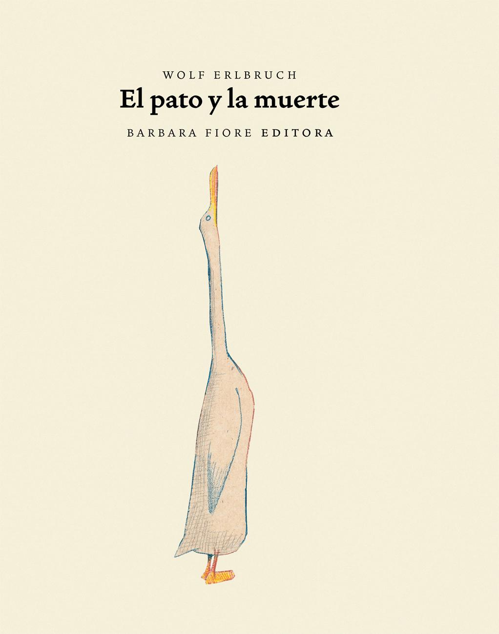 Portada de El Pato y la Muerte